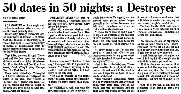 00 50 Dates 50 Nights A Destroyer Headline