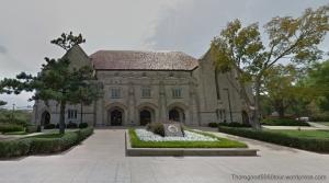 15 Street View Budig Hall 2012