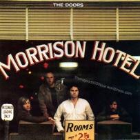 00 Doors Morrison Hotel Album Cover Henry Diltz Photo