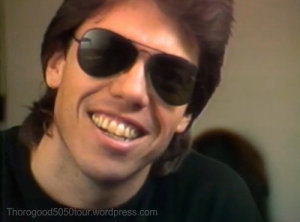 20 George Thorogood Park West 50 50 Tour Chicago Catch A Star Documentary Still 2