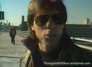 20 George Thorogood Park West 50 50 Tour Chicago Catch A Star Documentary Still 7