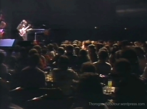 20 Park West Chicago Venue Interior 1983 Renaissance On Stage v2