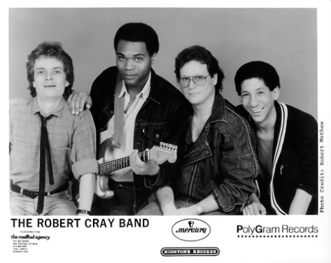 03 Robert Cray Band Press Photo