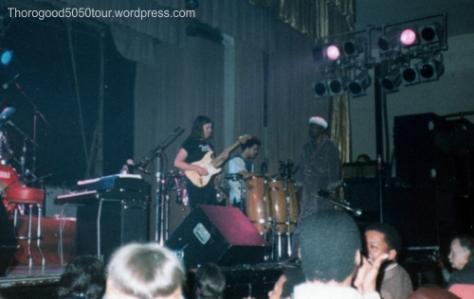 26 Hotel Bradford Ballroom interior Miles Davis concert Boston MA 1982