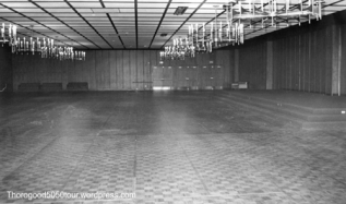 05 Boise State Student Union Ballroom Interior 1970s