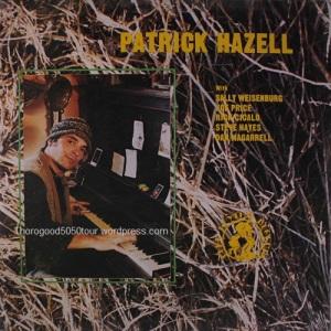 14 Patrick Hazell Album Cover