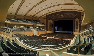 38 Township Auditorium Interior