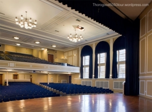 20 Edwards Auditorium Interior 2011