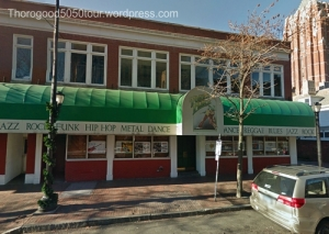 31 New Haven Toads Place Streetview Exterior December 2015