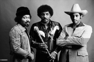 45 Neville Brothers 1981