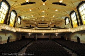 08 Macky Auditorium Interior View from Stage