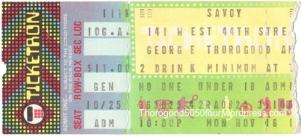 25-savoy-rock-club-ticket-stub-george-thorogood-new-york-city-november-16-1981