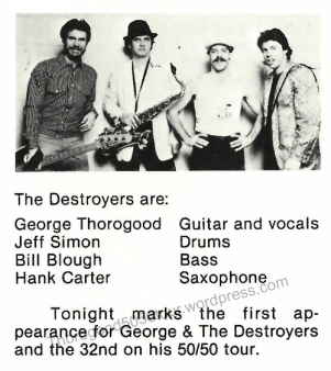 32-george-thorogood-capitol-theater-nj-50-50-tour-concert-program-interior-tonight-marks-the-first-appearance-nov-23-1981