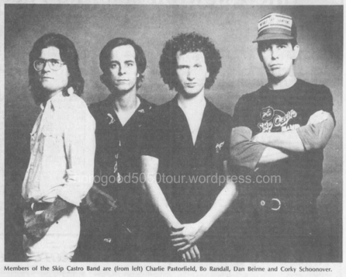 35 Skip Castro Band Daily Press July 15 1984 pg E1