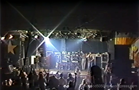 06 New Faces Roadhouse Salt Lake City Utah Interior View 1981 Traveler Concert Stage