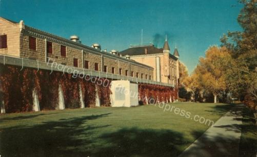 ALT5050 07 Wyoming State Prison Rawlins Exterior 1960s.jpg