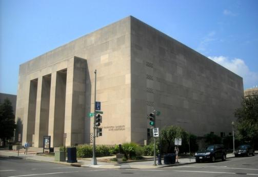 ALT5050 34 Lisner Auditorium Washington DC